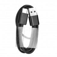 Cablu Samsung Type C 120cm Dg950cbe Black Orig - Negru