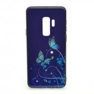 Husa Glass Case Samsung A6 2018 - model 4