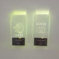 Husa GUCCI pentru iPhone X/XS cu 4 culori model 1