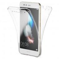 Husa silicon 360 fata + spate Huawei P10 Lite