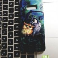 Husa silicon design matrita Samsung S8 - Bufnita