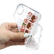 Husa Tech Christmas Printing Tpu Iphone XR, Christmas