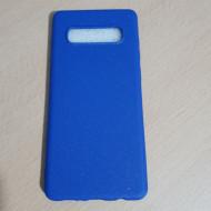 Husa TPU Flash Oil pentru Samsung S10 Plus, bleo