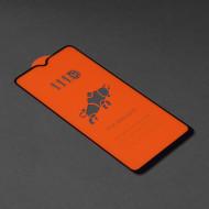 Techsuit - 111D Full Cover / Full Glue Glass - Samsung Galaxy A20S - Black