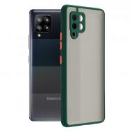 Techsuit - Chroma - Samsung Galaxy A42 5G - Dark Green