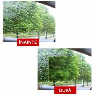 [2 PCS] Rainproof Film for Car Window - 150x200mm - Transparent