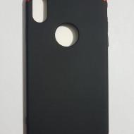 HUSA 360 GRADE PREMIUM IPHONE X - Negru si rosu