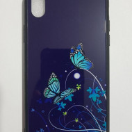 Husa Glass Case iPhone XR - model 1