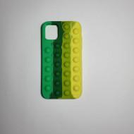 Husa Pop It! pentru iPhone 11, antisoc
