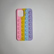 Husa Pop It! pentru iPhone 12 Pro Max, antisoc
