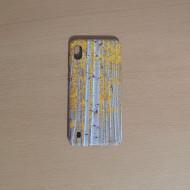 Husa Slim PC fosforescenta Samsung A10