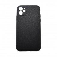 Husa TPU Flash Oil pentru iPhone 11 Pro Max, Negru