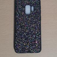 Husa TPU Glitter Samsung S9