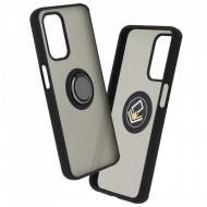 Techsuit - Glinth - Oppo A54 5G / A74 5G / A93 5G - Black