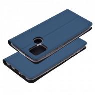 Techsuit - Magnet Book - Samsung Galaxy A21S - Albastru