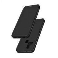 Techsuit - Magnet Book - Samsung Galaxy A21S - Negru