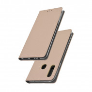 Techsuit - Smart Book - Samsung Galaxy A20S - Auriu