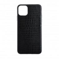 Husa Silicon Crocodile - iPhone Xs Max, Negru