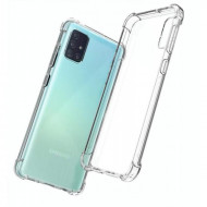 Anti Shock 1,5mm case for Samsung A72 4G / A72 5G transparent