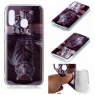 Fusion – Animal Series Patterned IMD TPU Case for Samsung Galaxy A20e