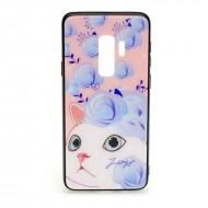Husa Glass Case Samsung S9 Plus - model 1