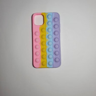 Husa Pop It! pentru iPhone 11 Pro Max, antisoc