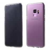 Husa silicon 360 fata + spate Samsung S9