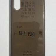 Husa silicon slim Huawei P20 - Fumurie