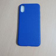Husa TPU Flash Oil pentru iPhone X / XS, bleo