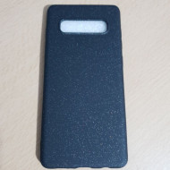 Husa TPU Flash Oil pentru Samsung S10 Plus, negru