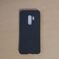 Husa TPU Flash Oil pentru Samsung S9 Plus, Negru