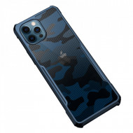 Techsuit - UpFusion - iPhone 12 Pro Max - Camo Blue