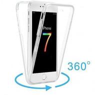 Husa 360 din policarbonat si silicon pentru Samsung S8