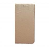 Husa carte magnet ascuns pentru Huawei P10 lite - Gold