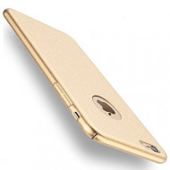 HUSA FROSTED IPHONE 7 / 8 BLACK - Gold