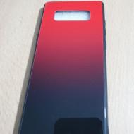 Husa Hybrid Back/ Red pentru Samsung Note 8