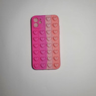 Husa Pop It! pentru iPhone 11, antisoc - 1