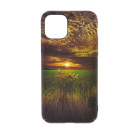 Husa Slim PC fosforescenta iPhone 11 Pro (5.8) Soare