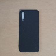Husa TPU Flash Oil pentru Samsung A70, Negru