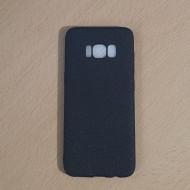 Husa TPU Flash Oil pentru Samsung S8, Negru