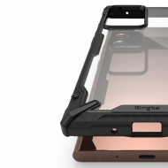 Ringke - Fusion X - Samsung Galaxy Note 20 Ultra - Negru