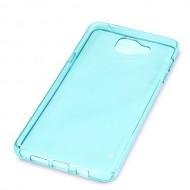 Silicon slim Samsung A3 (2016) - blue