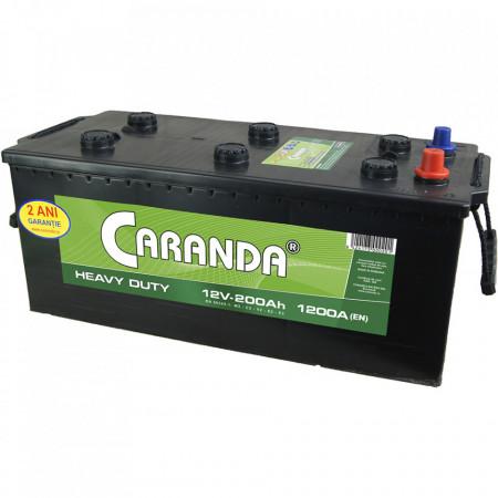 Acumulator CARANDA Heavy Duty - 200 Ah(512x222x221)