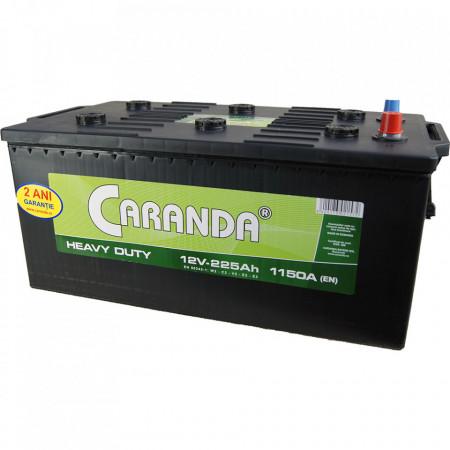 Acumulator CARANDA Heavy Duty - 225 Ah(518x276x242)