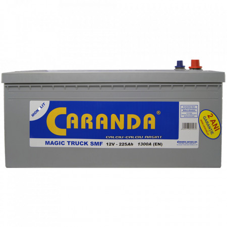 Acumulator CARANDA MAGIC TRUCK - 225 Ah(1300A)
