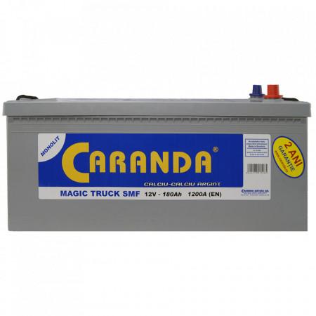 Acumulator CARANDA MAGIC TRUCK - 180 Ah(1200A)