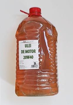 Ulei Motor 20W40