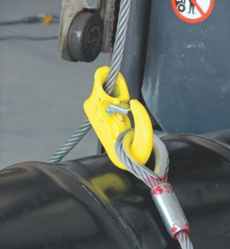 Cablu ciochinar - 0.7 tone - 4 metri