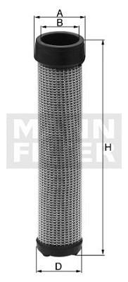 MANN CF 18 211 - FILTRU SECUNDAR AER