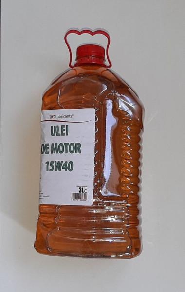 Ulei Motor 15W40